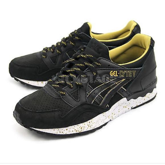 sports shoes d099c aa0b6 Asics Other - Men s Asics Tiger Gel-Lyte V 5 Gold Rush